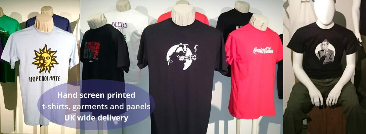 bd280c2fab7 T-shirt printers London